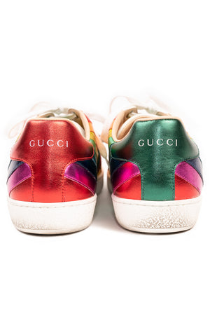 GUCCI  Tennis shoes Size: 38.5/ 8.5