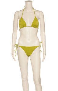 Front view of TJ SWIM with tags Bikini Size: Small