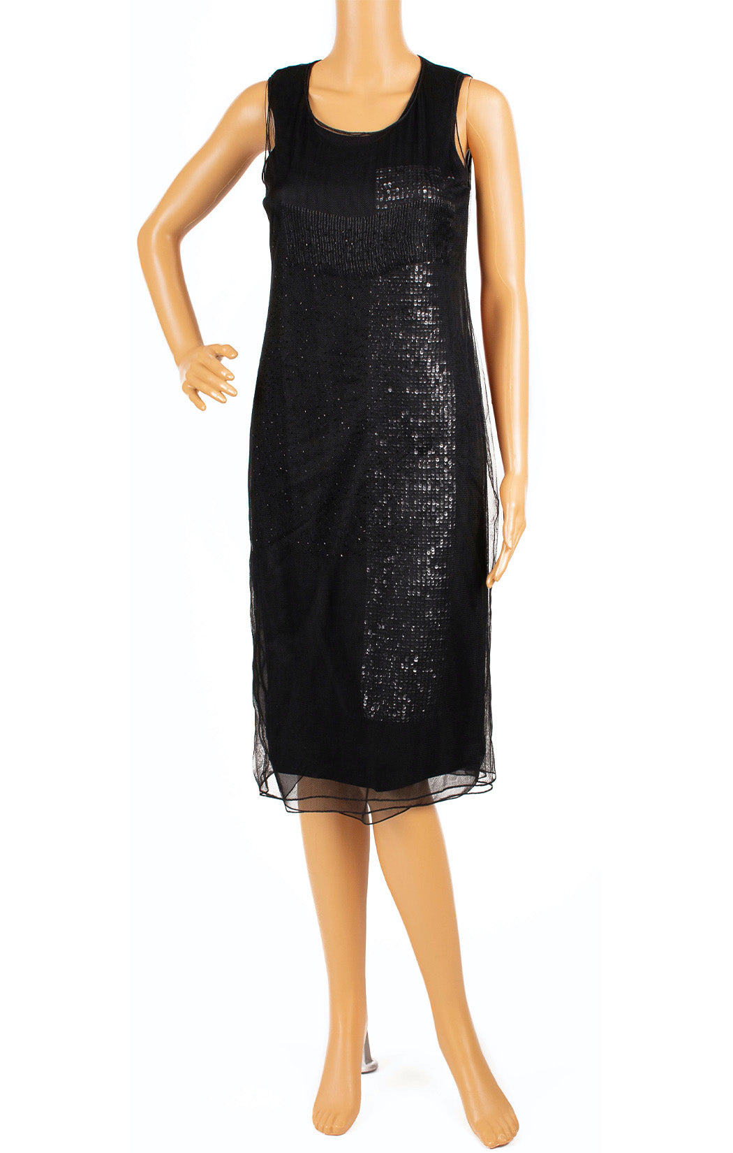 Front view of DONNA KARAN Dress Size: 4
