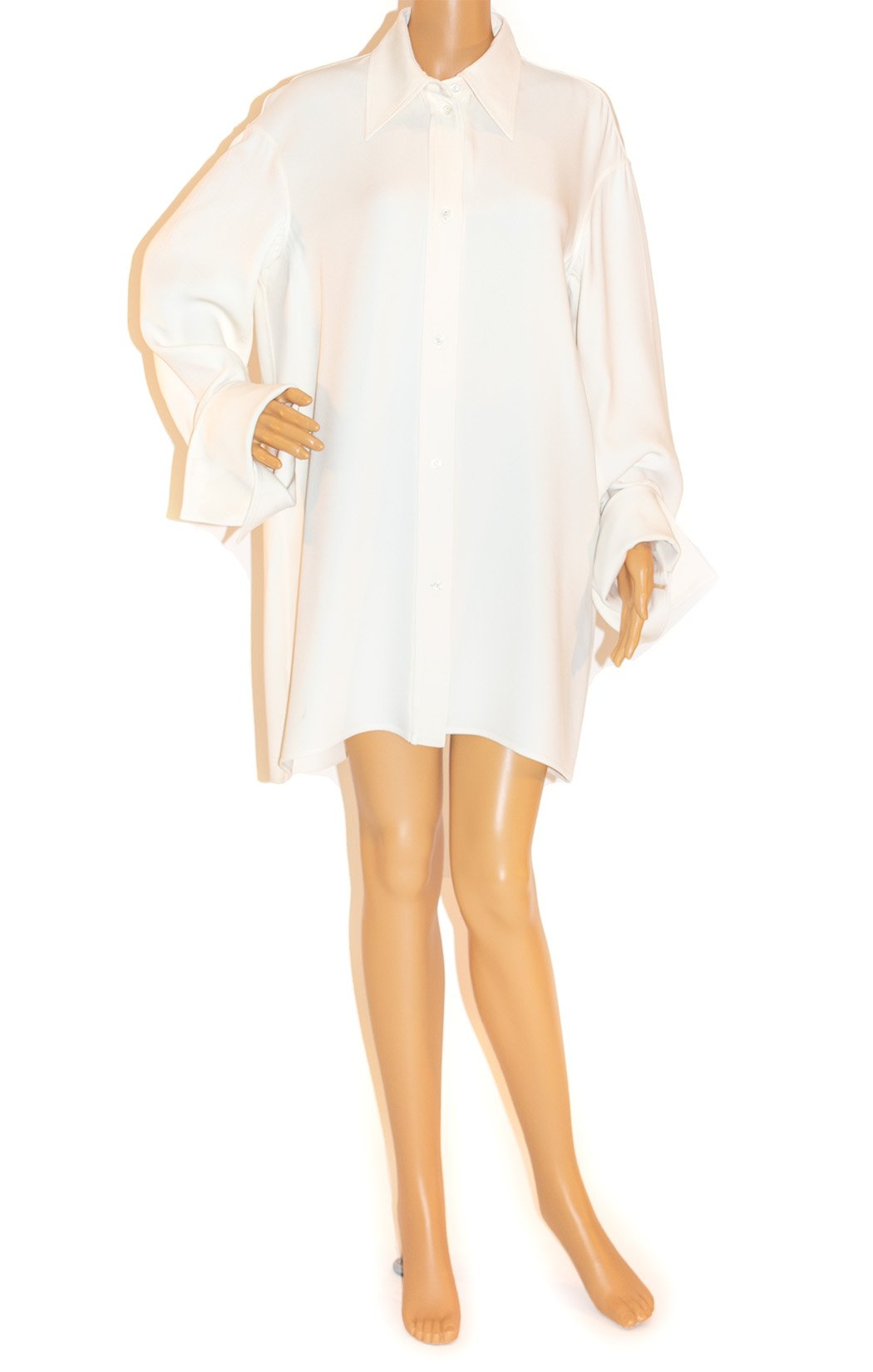 Front view of CELINE Tunic blouse (oversized)