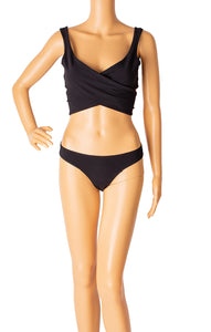 Front view of LISA MARIE FERNANDEZ Bikini Size: Large