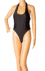 Front view of TIGER MIST with tags One piece bathing suit Size: Medium