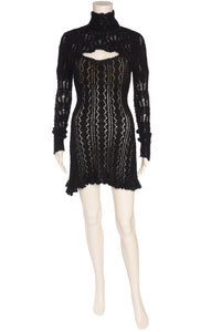 Front view of VIVIENNE WESTWOOD Dress Size: Medium
