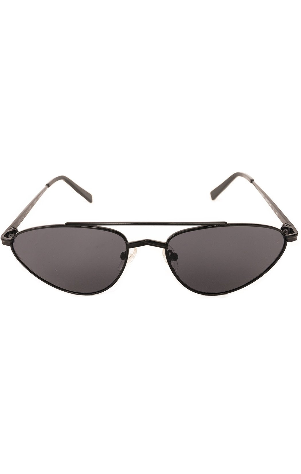 "Front view of KENDALL & KYLIE  Sunglasses  Size: 5"" W x 1.5"" H"