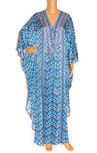 Front view of MELISSA ODABASH w/tags Caftan Size: One size