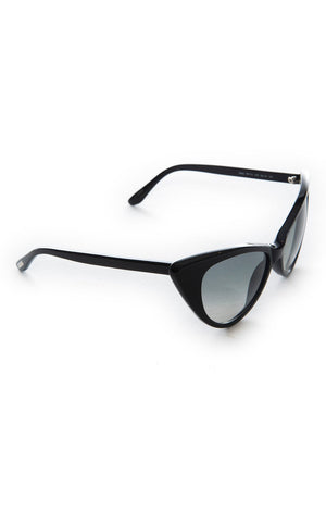 Side view of TOM FORD with case Sunglasses
