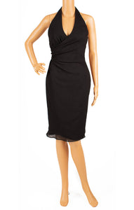 Front view of MICHAEL CASEY Couture Dress Size: 4
