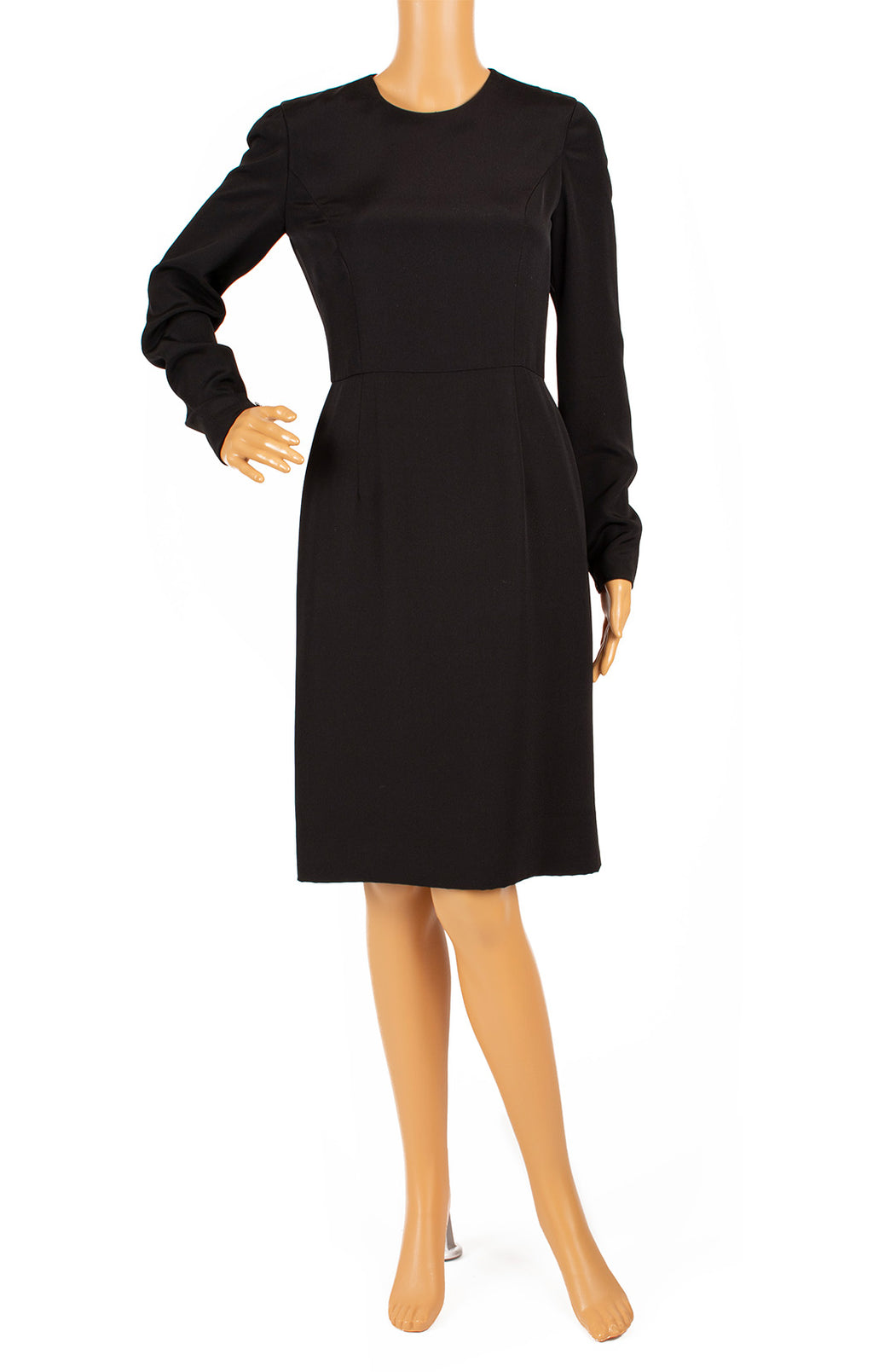 Front view of CAROLINA HERRERA Dress Size: 2
