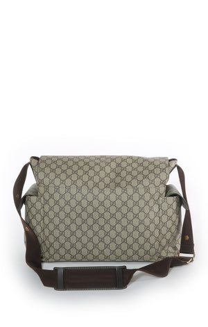 Back view of GUCCI Diaper Bag
