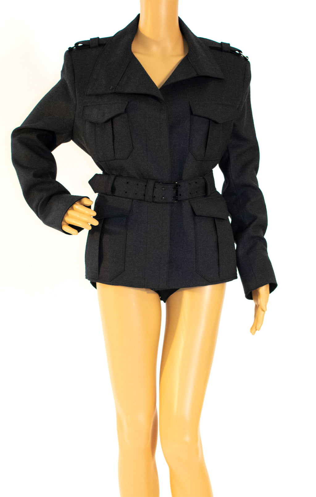 Front view of TOM FORD Jacket Size: IT 46 (comparable to US 10)
