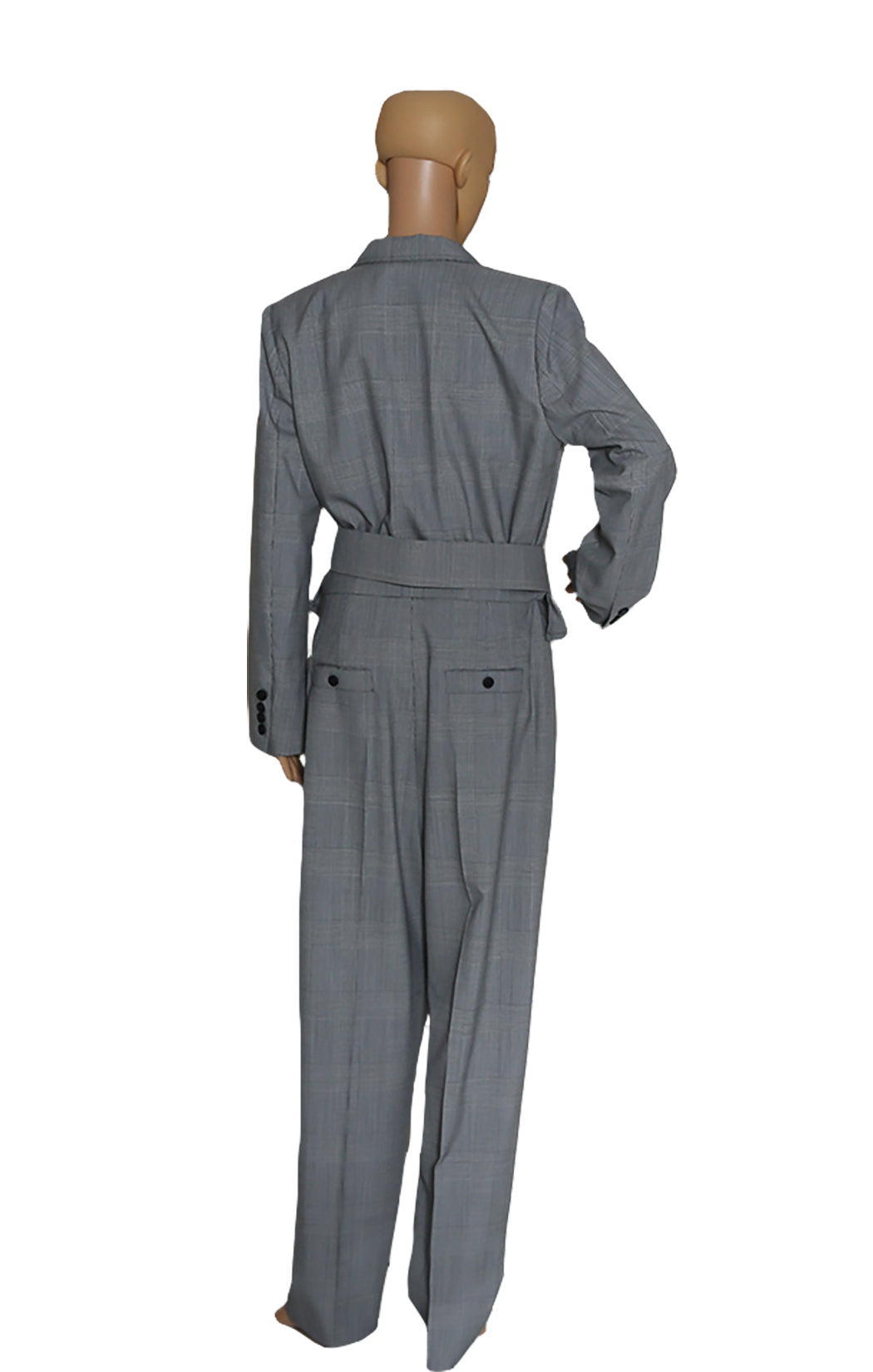Back view of MAX MARA  Jumpsuit