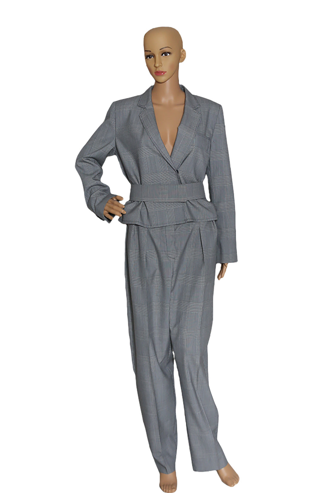 Front view of MAX MARA  Jumpsuit Size: US 12