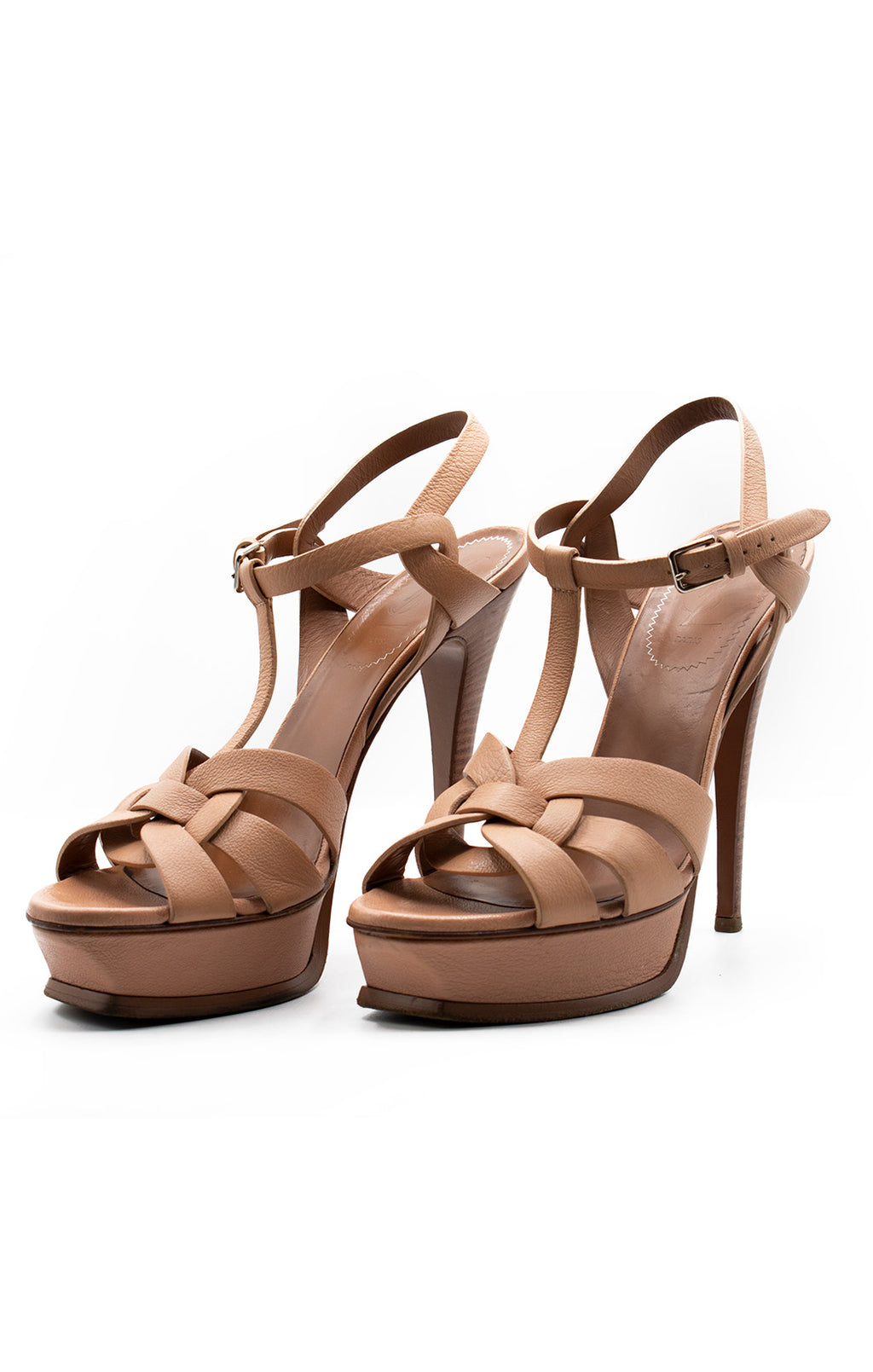 Front view YVES SAINT LAURENT Sandal Size: 9.5
