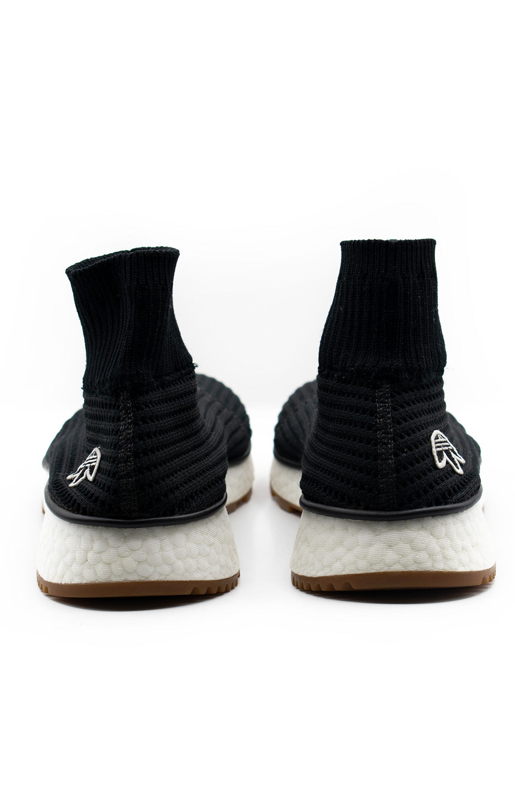 Back view of ALEXANDER WANG for ADIDAS Tennis shoe