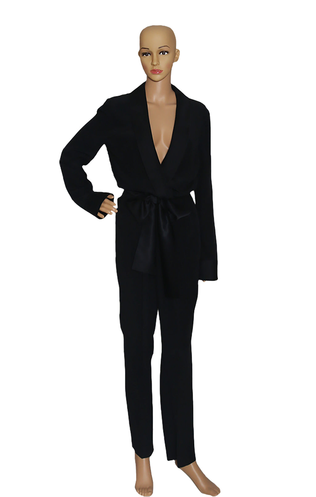 Front view of GUCCI  Jumpsuit Size: IT 44 (US 8)