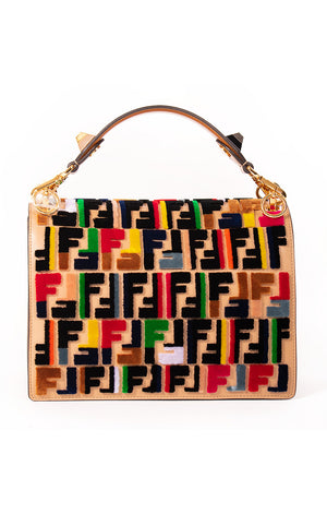 Back view of FENDI w/tags Handbag