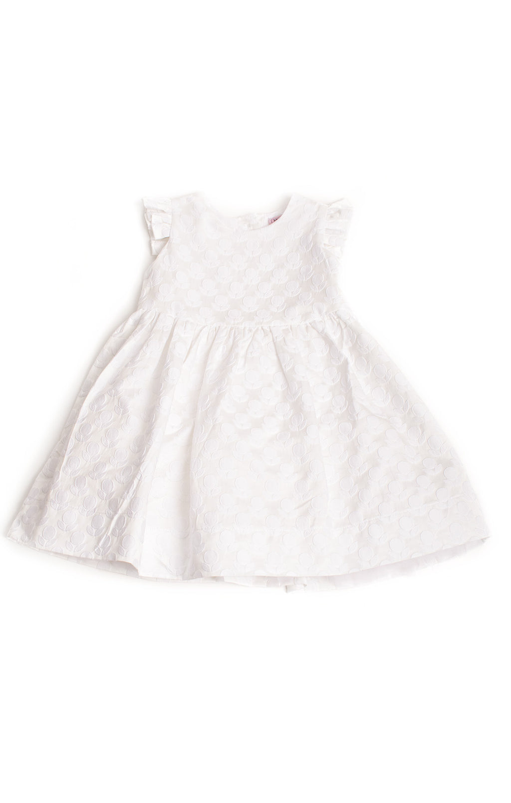 Front view of MONNALISA Dress Size: 24 months