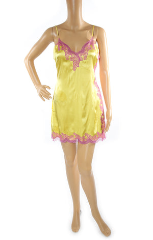Front view of AGENT PROVOCATEUR Nightgown with Tags
