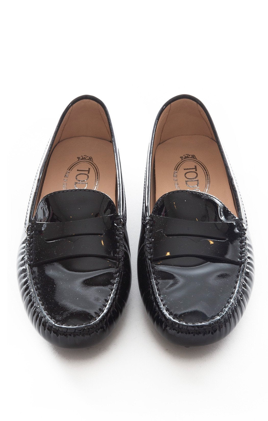 Front view of TODS Loafer Size: 8
