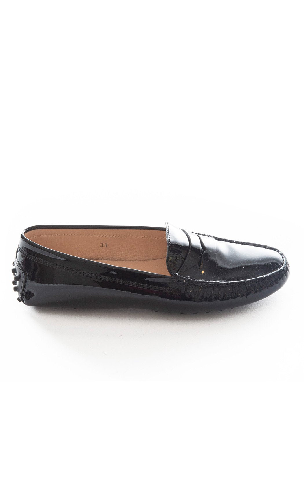 Side view of TODS Loafer