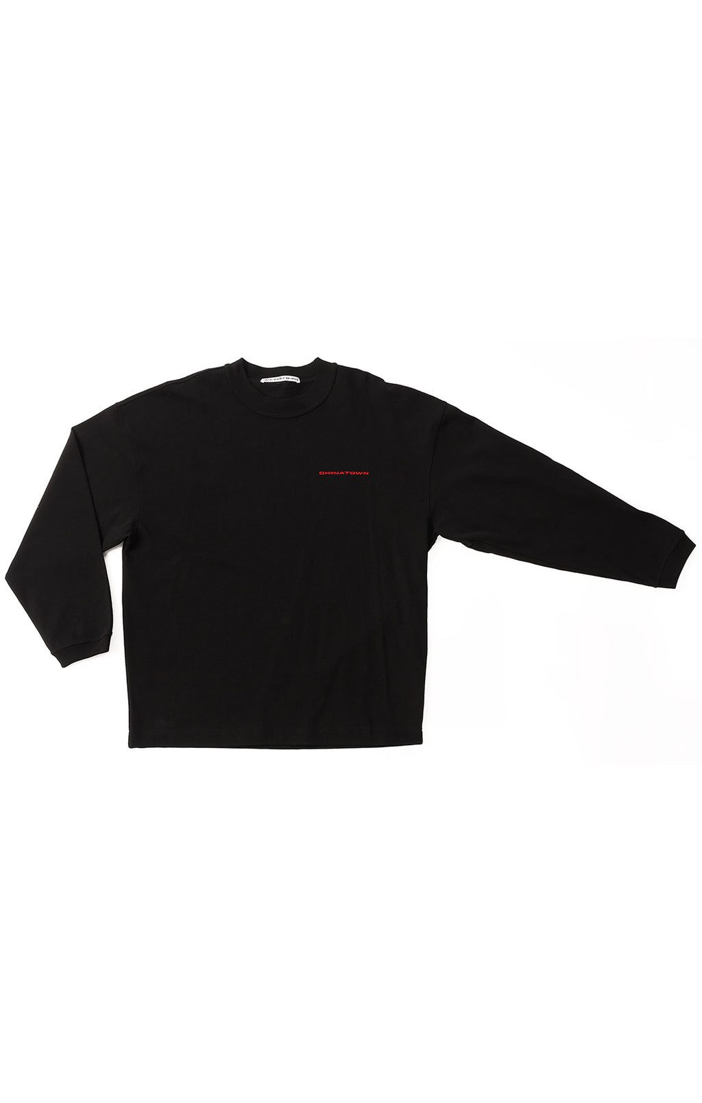 Front view of ALEXANDER WANG  Sweatshirt Size: Large