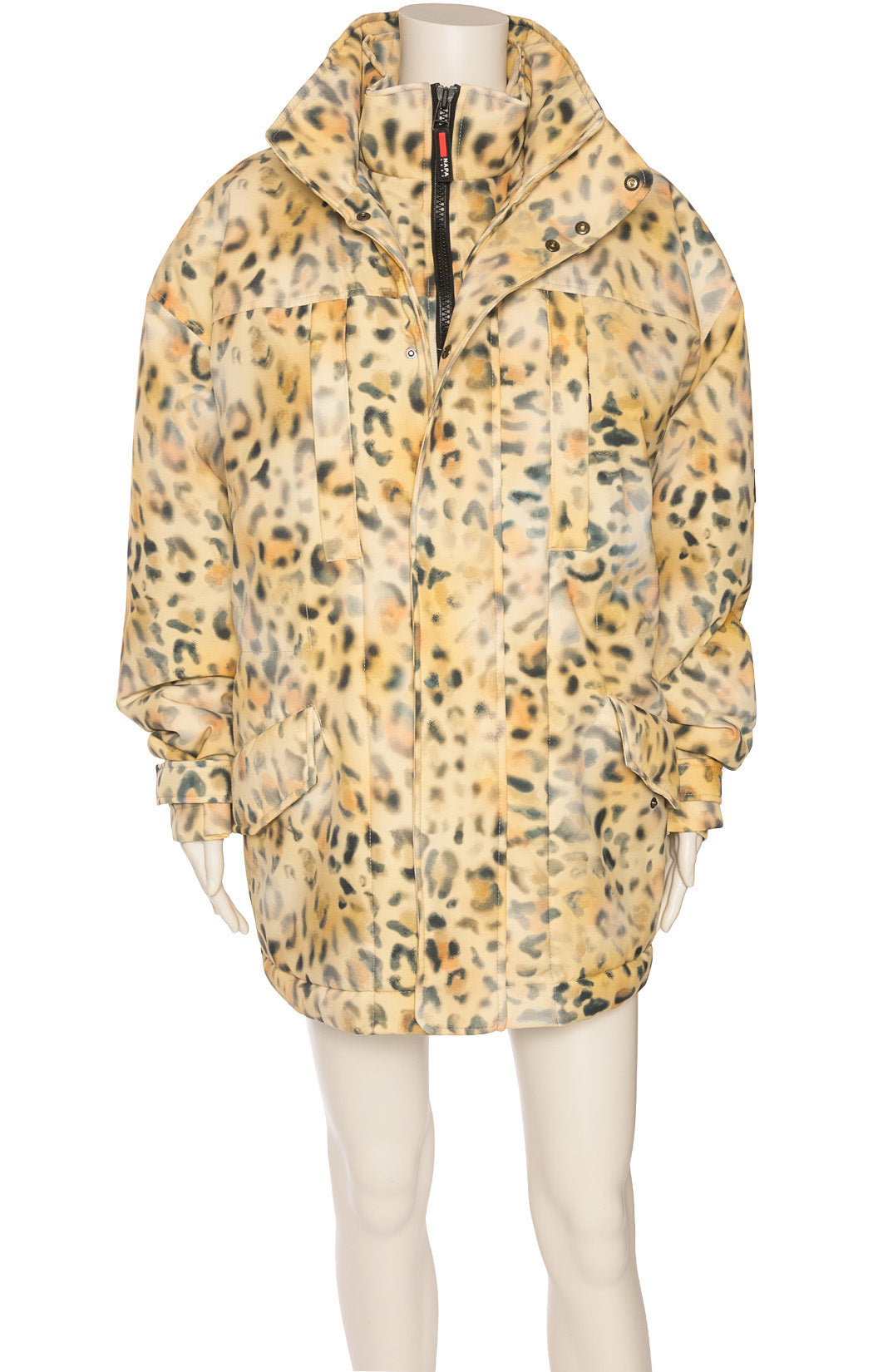 Front view of NAPAPIJRI with tags Puffer jacket/coat Size: Small
