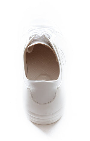 Back view of CHANEL Tennis Shoe