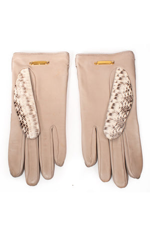 Back view of BURBERRY Gloves