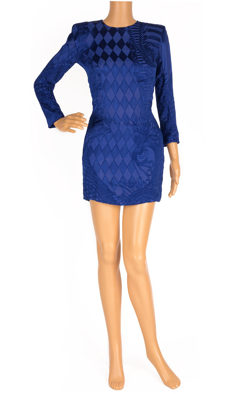 Front view of BALMAIN with tags Dress Size: FR 36 (comparable to US 2-4)