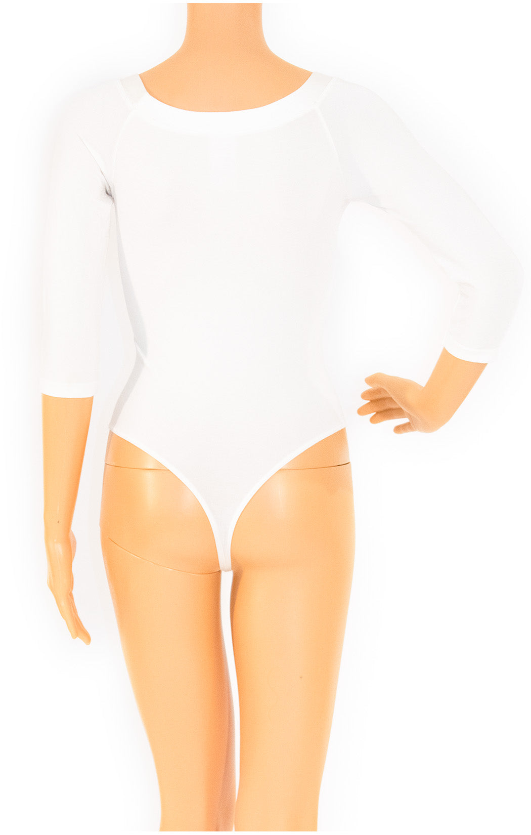 Back view of WOLFORD Bodysuit
