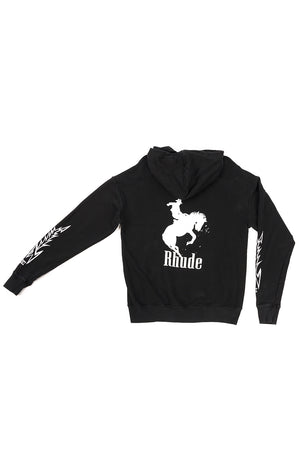 Back view of RHUDE  Sweatshirt