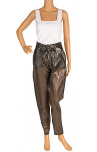 "Front view of FIORUCCI Pants Size: 29"" waist"