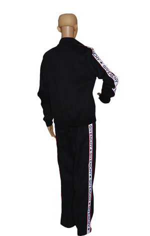 Back view of GIVENCHY  Logo Track Suit