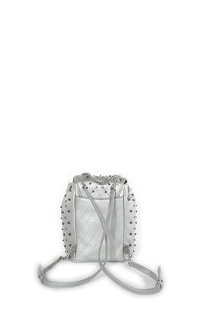 Back view of CHANEL Backpack with Tags