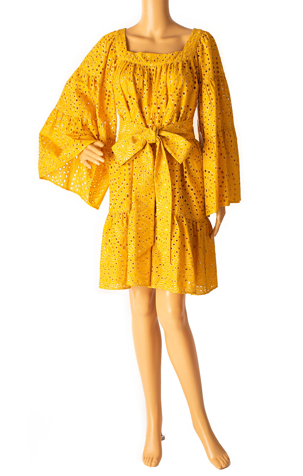 Front view of LISA MARIE FERNANDEZ with tags Dress Size: Medium