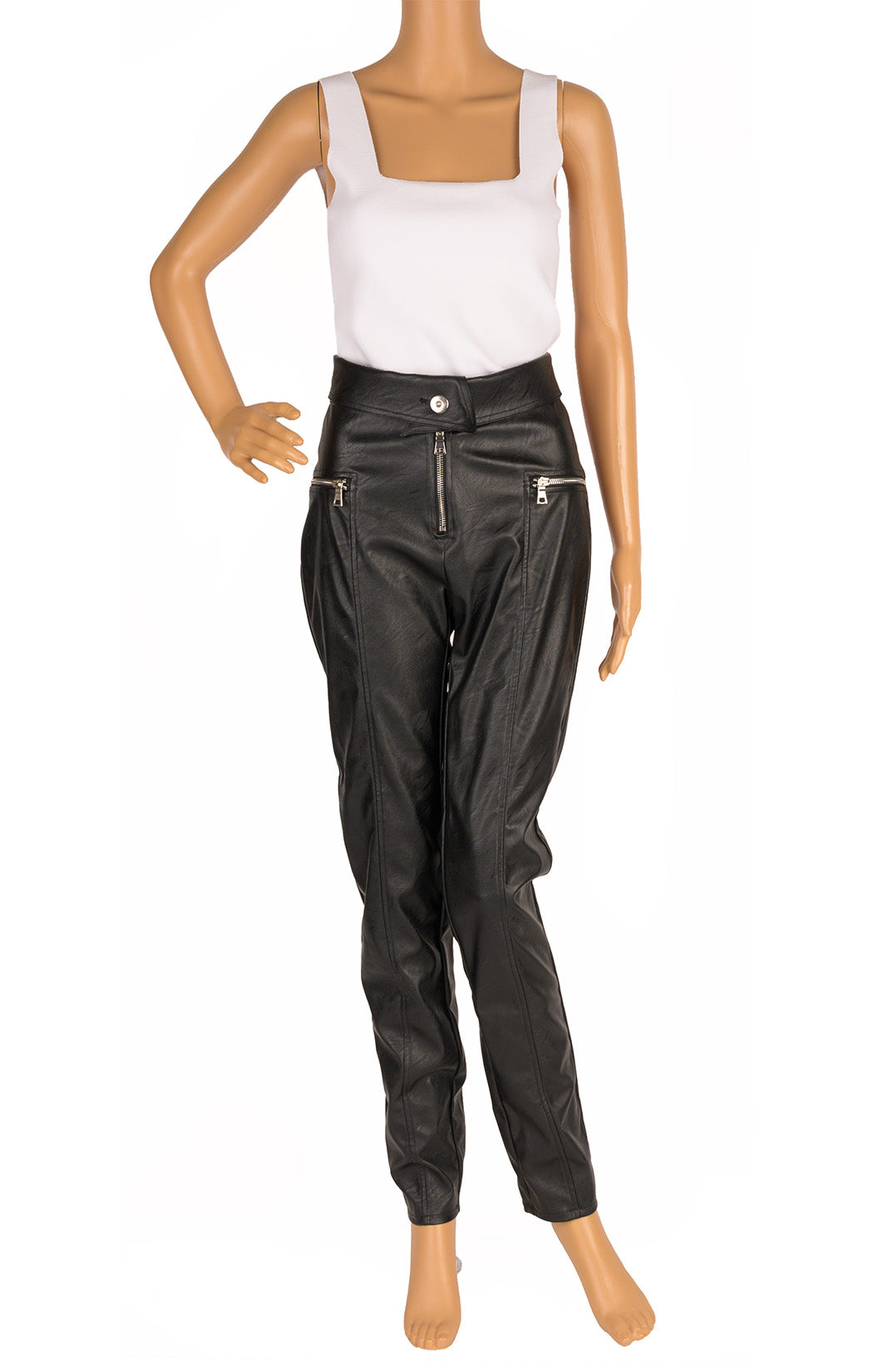 Front view of TIGER MIST Pants Size: Medium