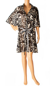 Front view of LOUIS VUITTON Dress/coverup Size: FR 40 (comparable to US 8)