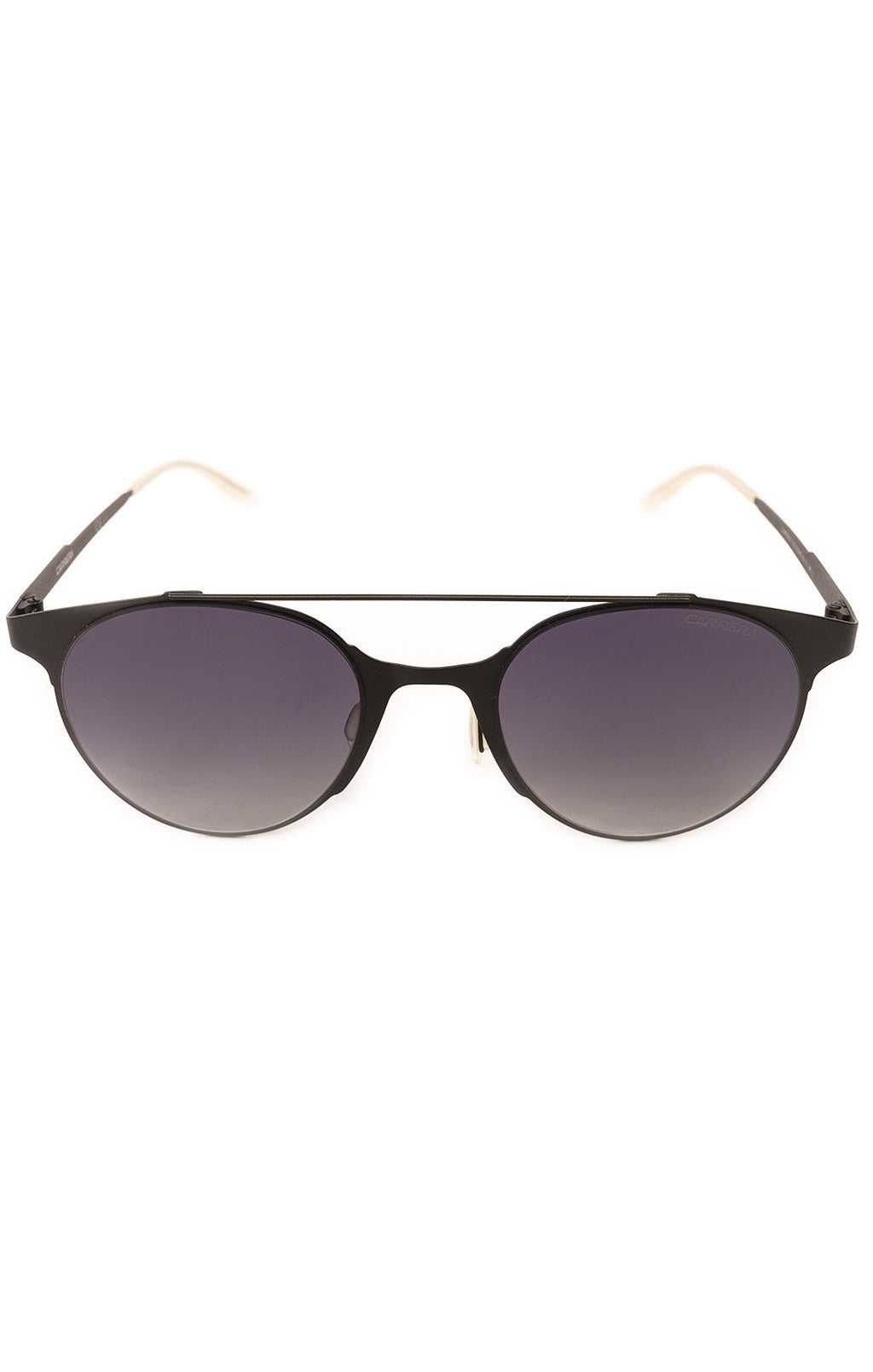 "Front view of PORSCHE  Sunglasses  Size: 5.5"" W x 2"" H"