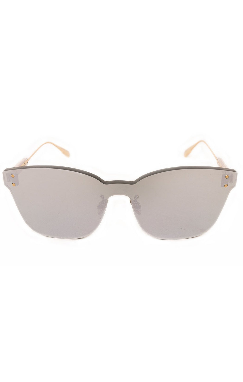"Front view of CHRISTIAN DIOR  Sunglasses  Size: 5.78"" W x 2.25"" H"