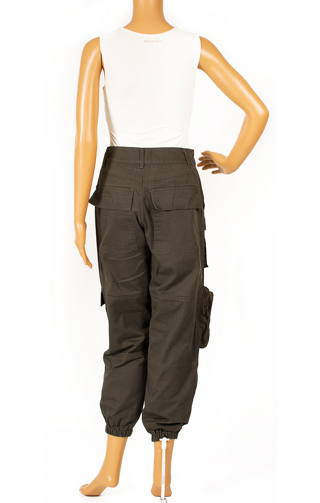 Back view of PRIX Cargo pant