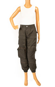 Front view of PRIX Cargo pant Size: XS