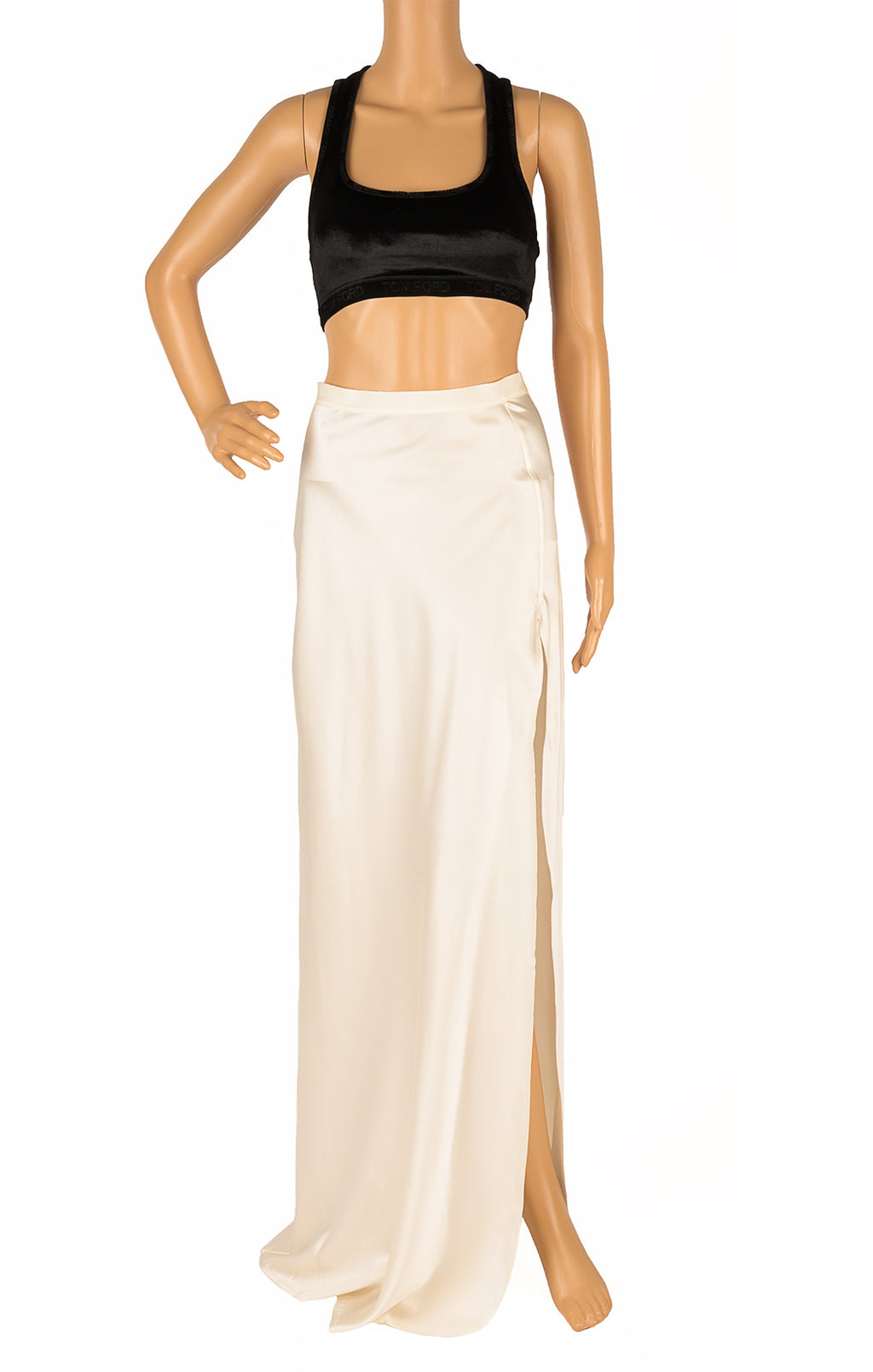 Front view of NILI LOTAN Skirt Size: 8