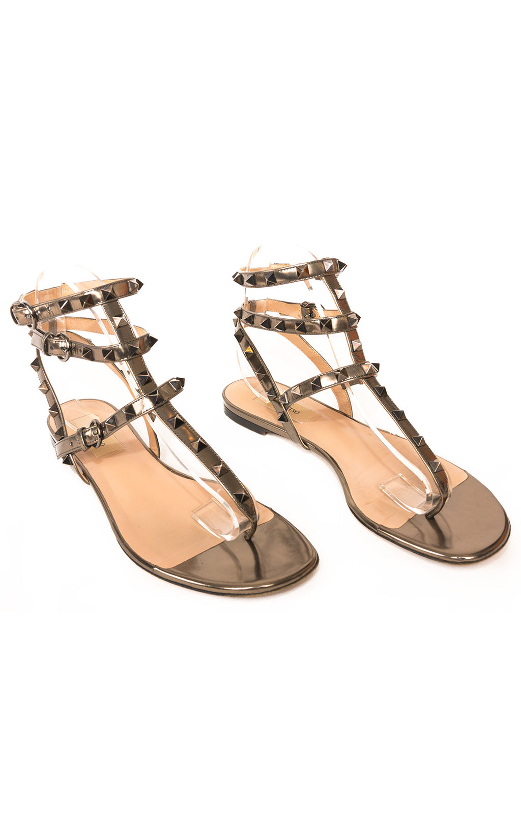Side view of VALENTINO  Sandals Size: 39/9