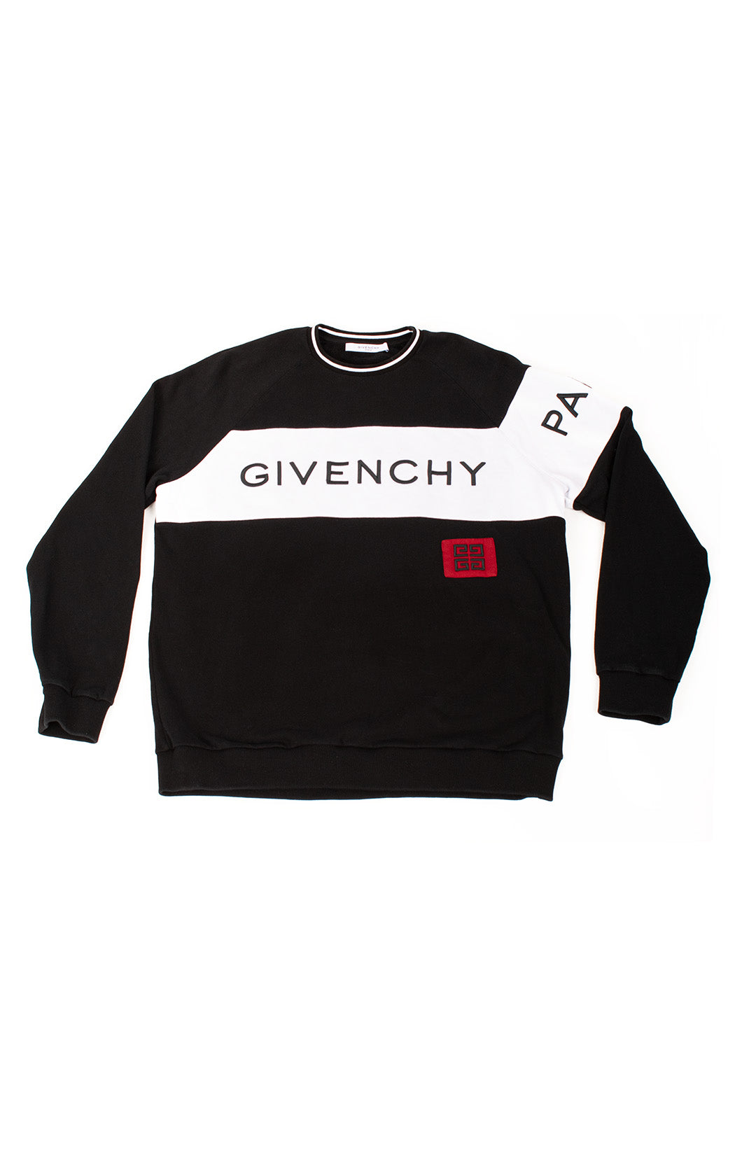 Front view of GIVENCHY Sweatshirt Size: XXL