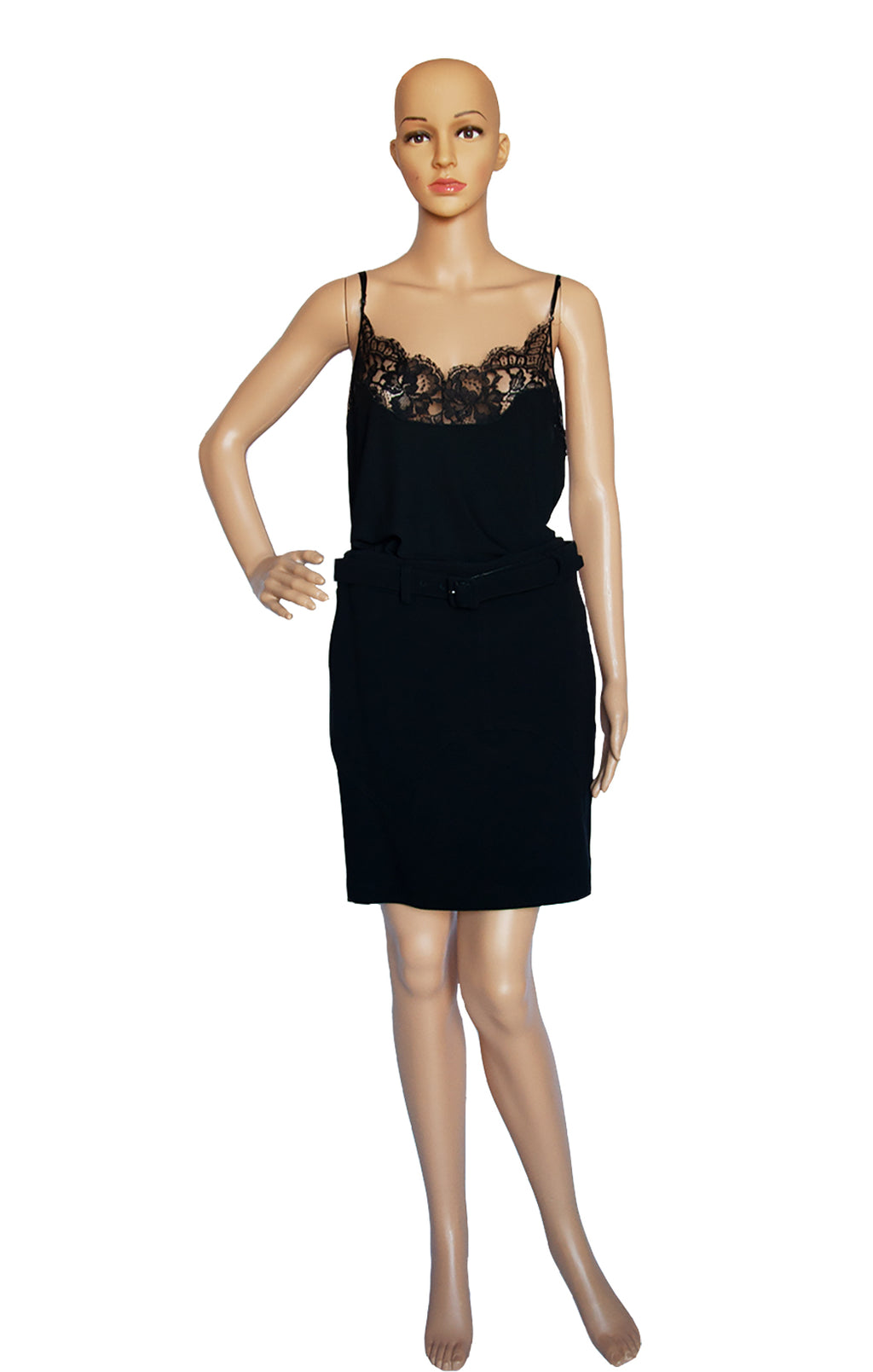 Front view of TOM FORD Skirt with Tags Size: IT 40 (US 4)