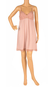 Front view of EBERJEY with tags Nightgown Size: Large