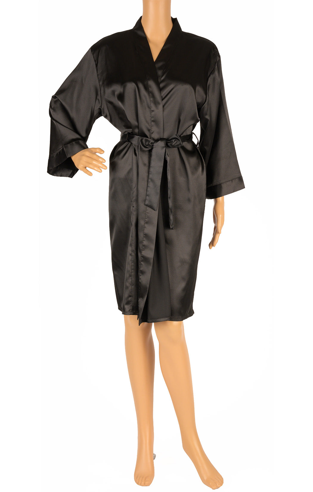 Front view of NO NAME Robe Size: No size tags fits like medium