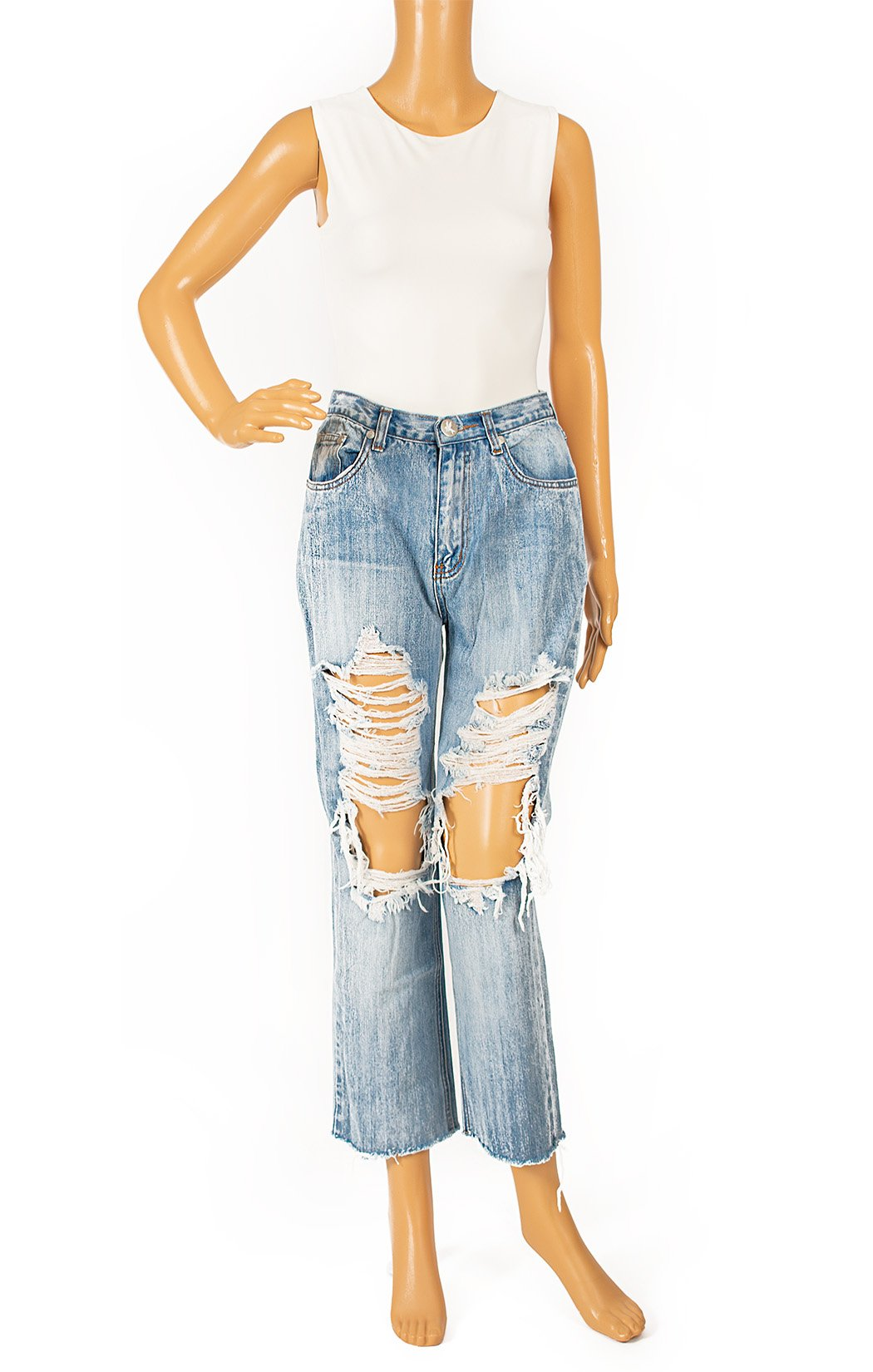 Front view of ONE TEASPOON Jeans