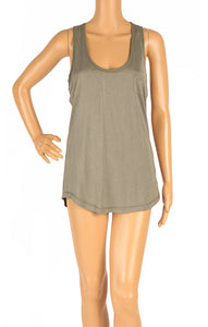Front view of BARNEYS CO OP Tank top Size: Large