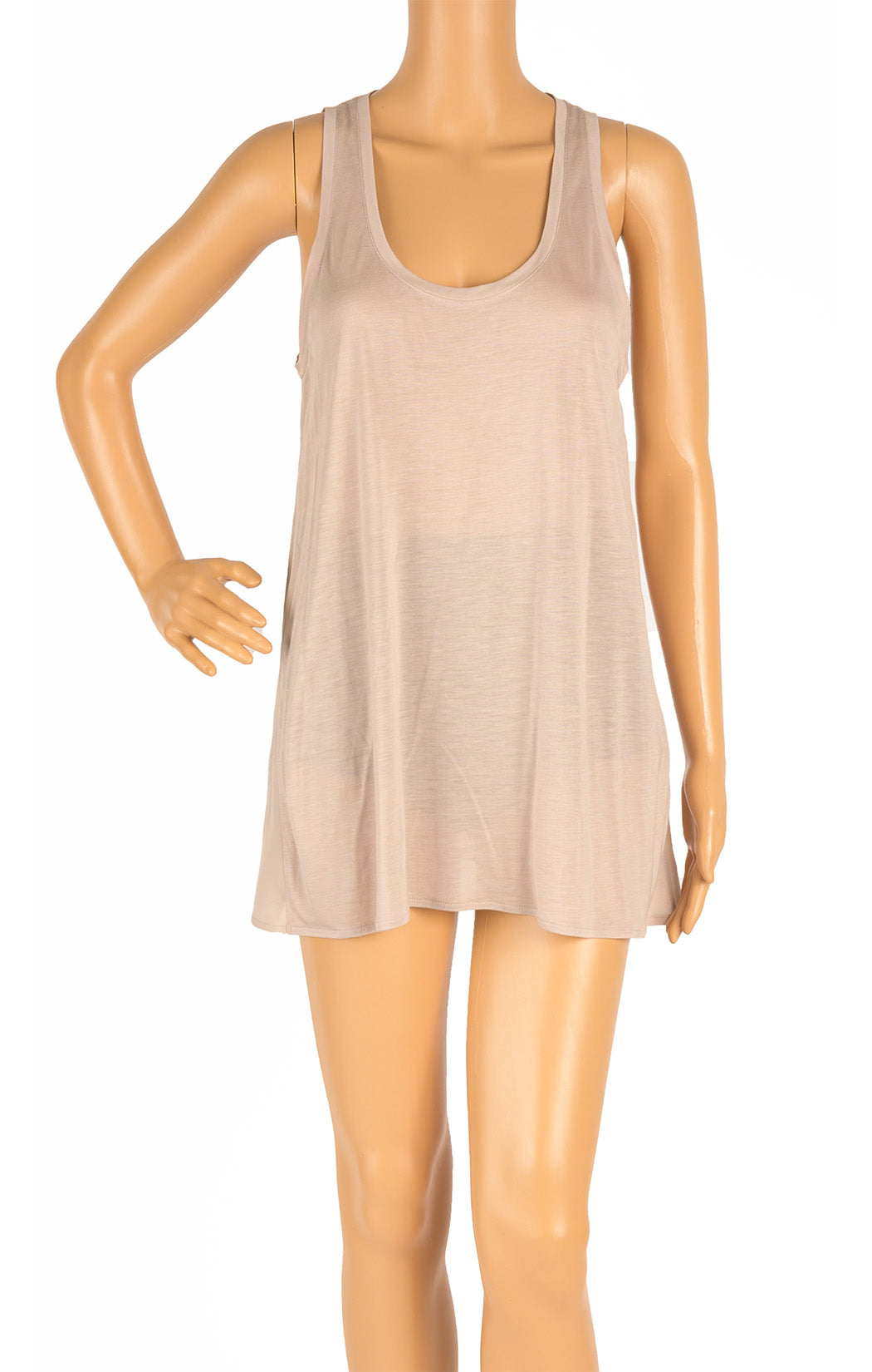 Front view of VINCE with tags Tank top Size: Medium